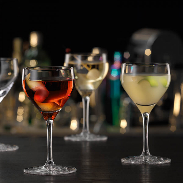 Spiegelau Perfect Serve Collection Perfect Nick & Nora Glass