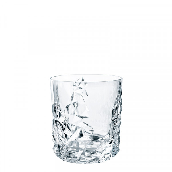 Nachtmann Sculpture Double Old Fashioned